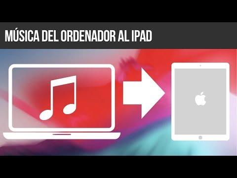 Cómo Pasar Música Del Ordenador Al IPad , IPad Mini, IPad Air , IPad Pro