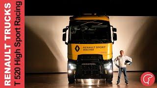 Fuori di Test® - Renault Trucks T 520 High Sport Racing (4K) - #FormulaTruck