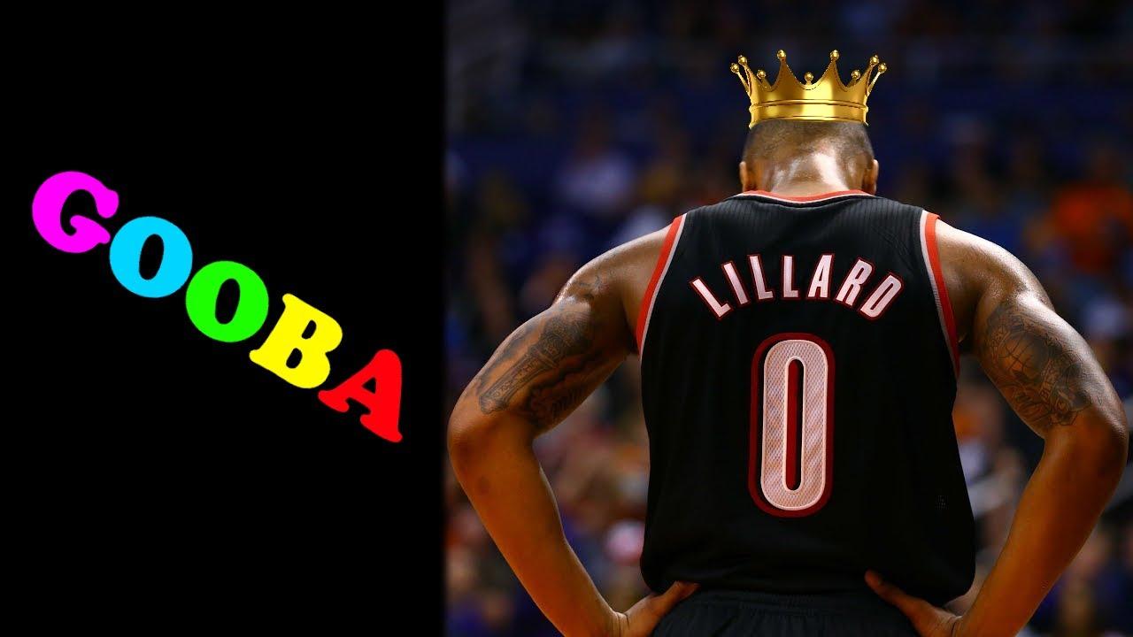 "Damian Lillard NBA MIX ""GOOBA"""