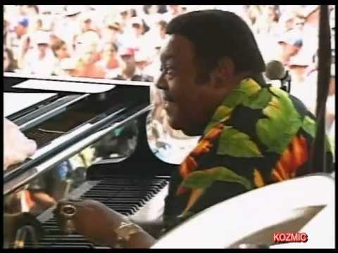 Fats Domino - Live 15 - Im gonna be a wheel someday mp3