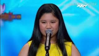 #AXNAsia #GoldenBuzzer Eleana Gubanada Philippines Golden Buzzer