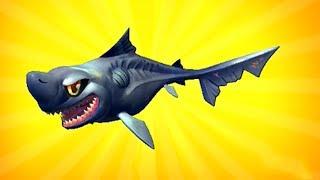 Hungry Shark Heroes Android Gameplay Ninja Lanternshark