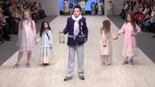 инклюзивный показ в рамках Kids' Fashion Days BFW
