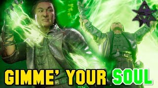 GIMME' YOUR SOUL!!! | Shang Tsung Gameplay - Mortal Kombat 11