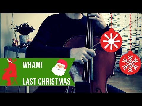 Wham! - Last Christmas - for cello and guitar (COVER)