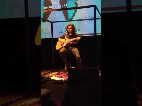 Download Lagu  Vaaste Live | Nikhil D'Souza | Acoustic Solo Version Mp3 Free
