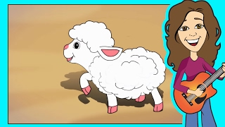 Mary Had a Little Lamb (Patty Shukla) - Nursery Rhyme - Animated Cartoon Song