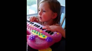 2014-09-07 Presley singing with keyboard Thumbnail