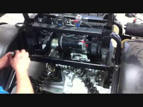 Jake S 3 Inch Spindle Lift Kit Yamaha Drive Installation