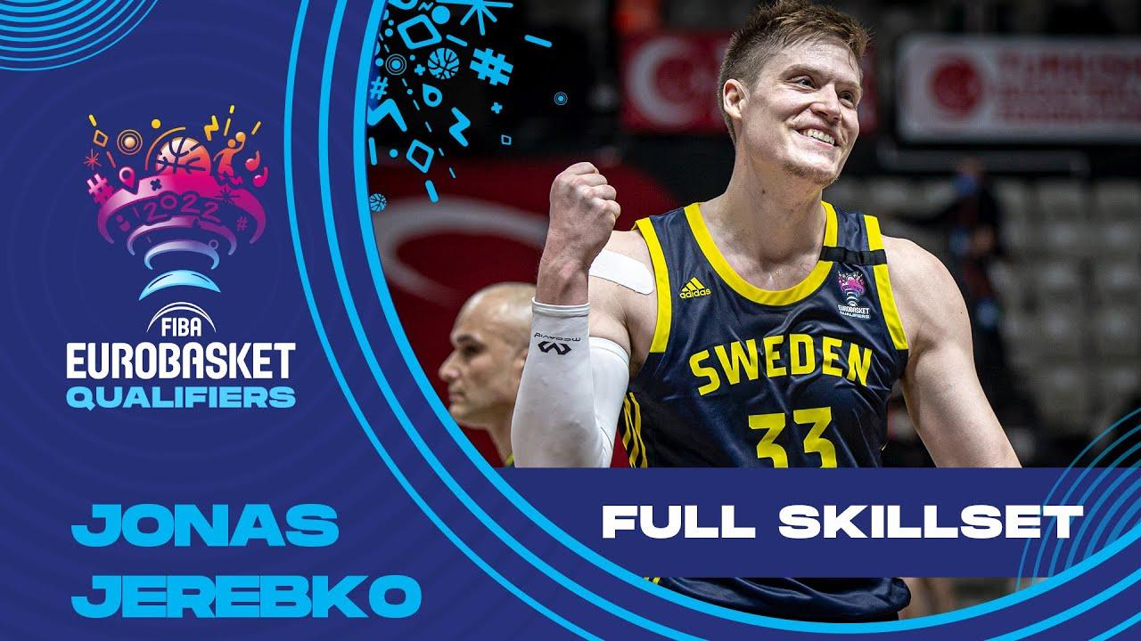 Jonas Jerebko hasn't lost his touch! | Full Highlights