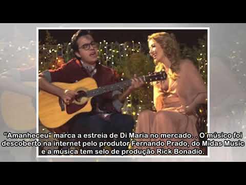 """Luiza Possi lança música e clipe """"Amanheceu"""" em parceria com De Maria"""