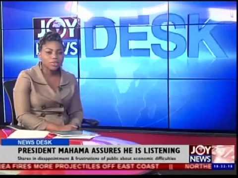 Health Delivery in Ghana - News Desk (2-07-14)