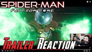 Spiderman: Far From Home (Spoilers) Angry Trailer Reaction!