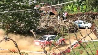 Vikram @ Coorg Rally 2008