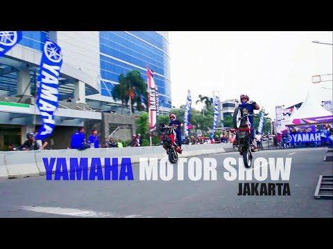 YAMAHA MOTOR SHOW JAKARTA 2017 | SOULMATE EXTREME