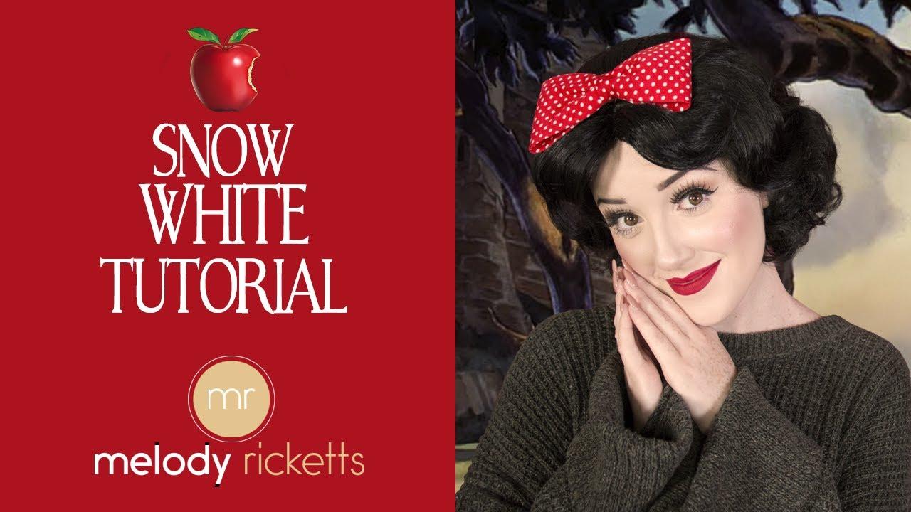 Snow white makeup tutorial | charisma star youtube.
