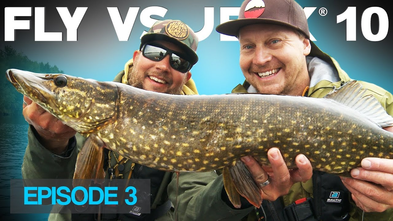 Download FLY VS JERK 10 - Ep. 3 - Lake Day (with German, French & Polish subtitles)