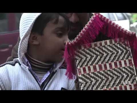 Traditional Pakistani Bamboo Curtains Gaining Popularity