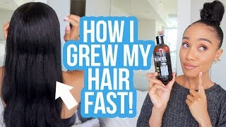 3 Things That Helped Grow My Hair Fast (Part 2)