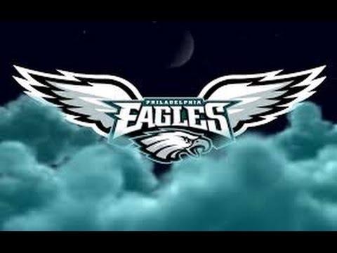 How To Draw Philadelphia Eagles Logo Youtube