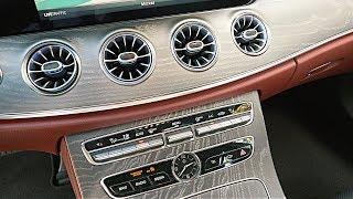 Тест Драйв Mercedes-Benz Cls450 2018 367hp - Как Ешка, Только Круче!