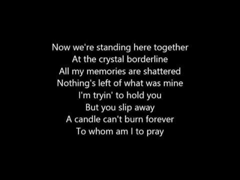 Beyond the Black - In the Shadows - Lyrics