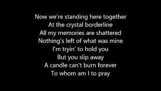 Beyond the Black - In the Shadows - Lyrics