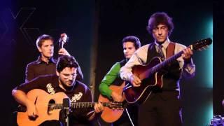 "Frank Vignola & Joscho Stephan - ""Minor Swing"" - Eddie Lang Jazz Festival 2011"