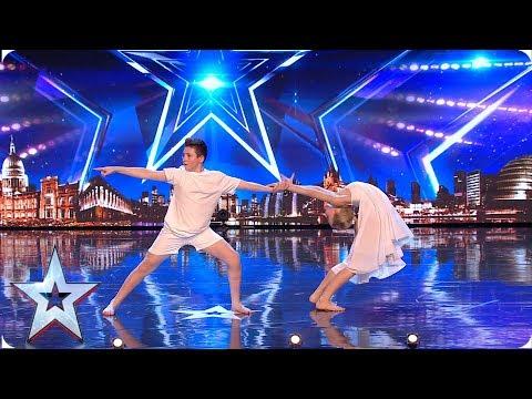 Dancers Abi & Harry charm the Judges! | Auditions | BGMT 2019