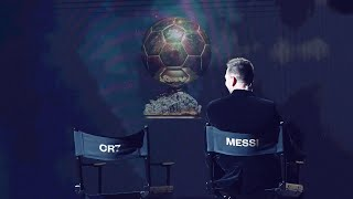 Where The Hell Was Cristiano Ronaldo During The Ballon D'or Ceremony?   Oh My Goal