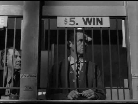 The Killing (1956) Kola Kwariani bar fight scene