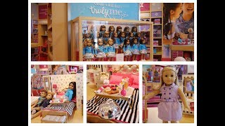 NEW American Girl Items + AGP Meet Up  - June 22nd Release