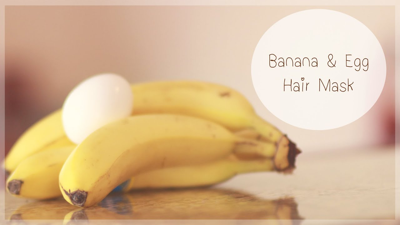 Image result for Banana and Egg Hair Treatment