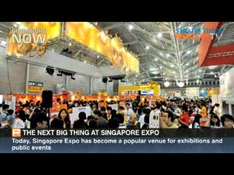 The next big thing at Singapore Expo