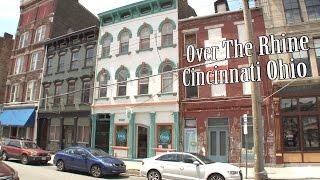 Over The Rhine Cincinnati Ohio