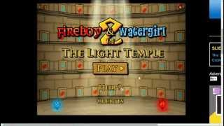 Cool Math Games- Fireboy And Watergirl