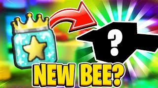 I Was Tricked Into Using All My Star Jellys On A SECRET NEW BEE In Roblox Bee Swarm Simulator