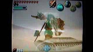 Zelda Bosses-Twinmold