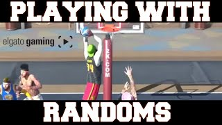 NBA 2K16 MyPark - 3s with Randoms, New Rivet Park, & First El Gato Gameplay