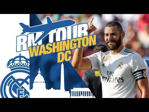 Real Madrid USA Tour | SKILLS, GOALS, JUVENTUS AND COOL MOMENTS thumbnail