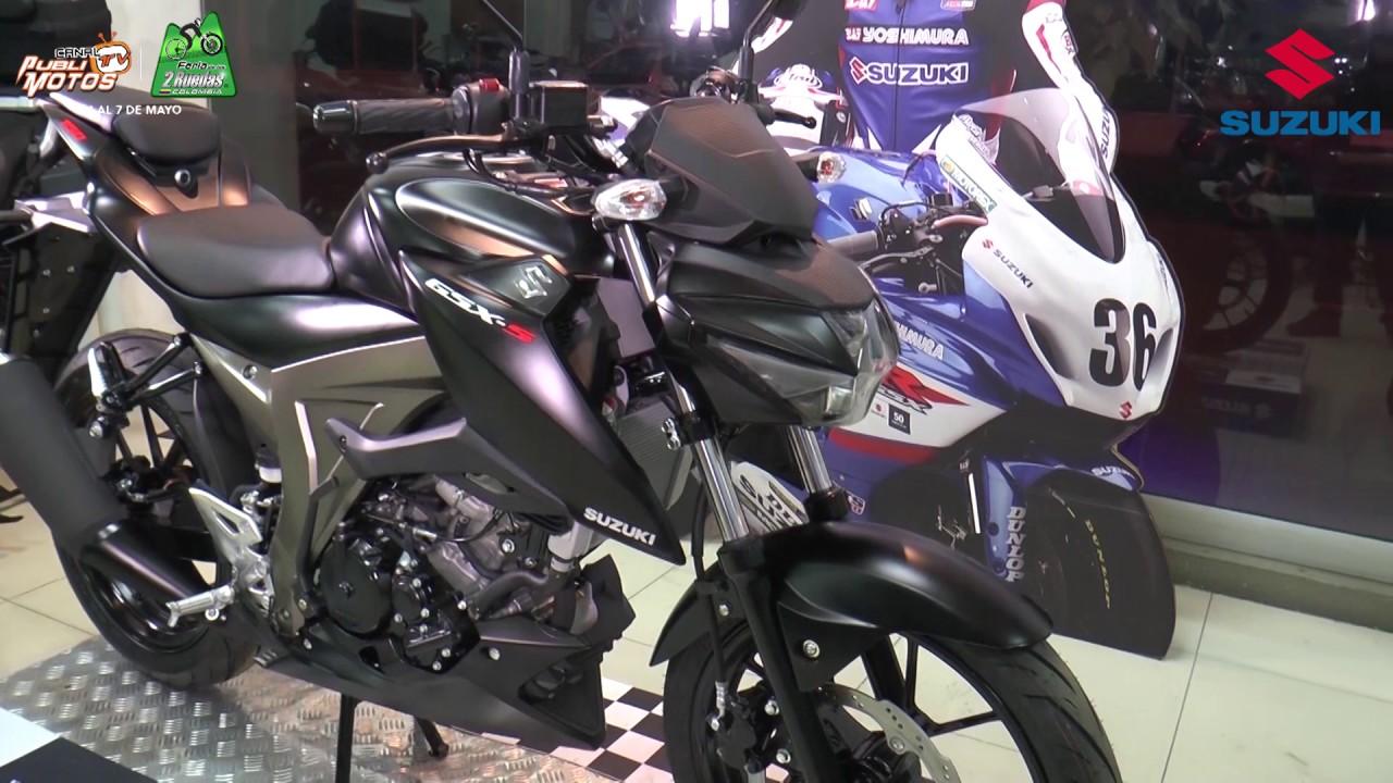 Gsx S 150 2018 >> LANZAMIENTO SUZUKI GSX S 150 F2R - YouTube