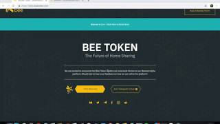 $200 GIVEAWAY+BEETOKEN - THE FUTURE OF HOME SHARING