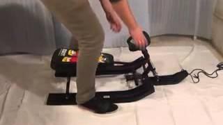 видео Снегокат Nika SnowDrive СНД-3 Робот