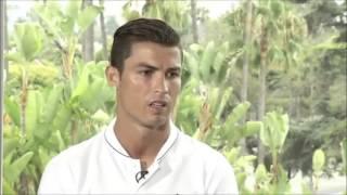 C.RONALDO FUNNY INTERVIEW!! :D  (AZERI 18 + DUBLAJ)
