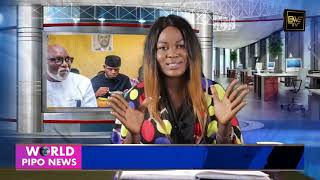 STARBOY AND TIWASAVAGE;  WORLD PIPO NEWS WITH MONICA FRIDAY