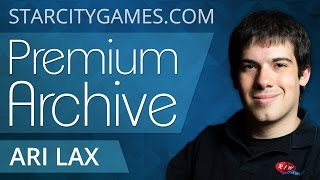 StarCityGames Premium Archive - 8/7/14 - Ari Lax - M15 Draft - Round 1 [Magic: the Gathering]