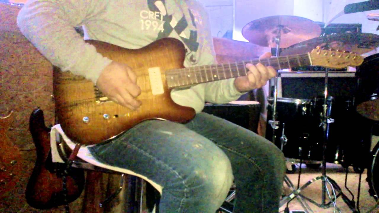 E Gitarre Röhrenverstärker Session 1 - YouTube