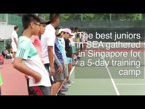 South East Asia (SEA) Tennis Junior Tennis Training Camp 2017