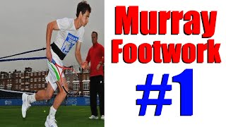 Andy Murray Fitness Training #1
