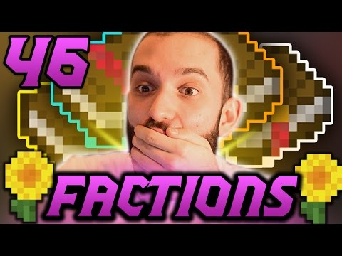 700,000 EXPERIENCE BOOK OPENING! Minecraft COSMIC Faction Episode 46